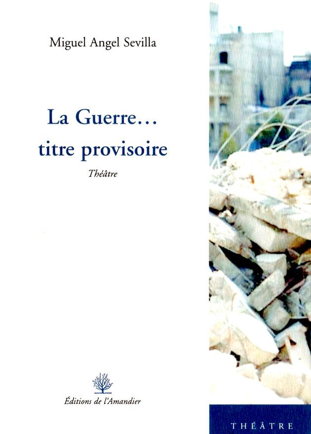 Editions de l'Amandier 2013 - 54 pages
