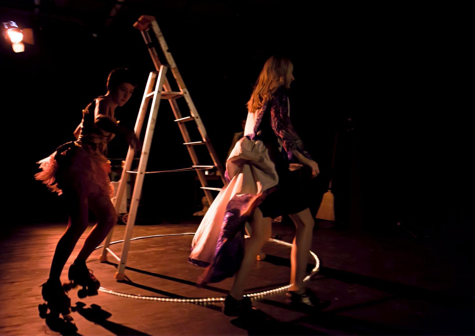 La Mémoire d'un théâtre sur le point de disparaitre