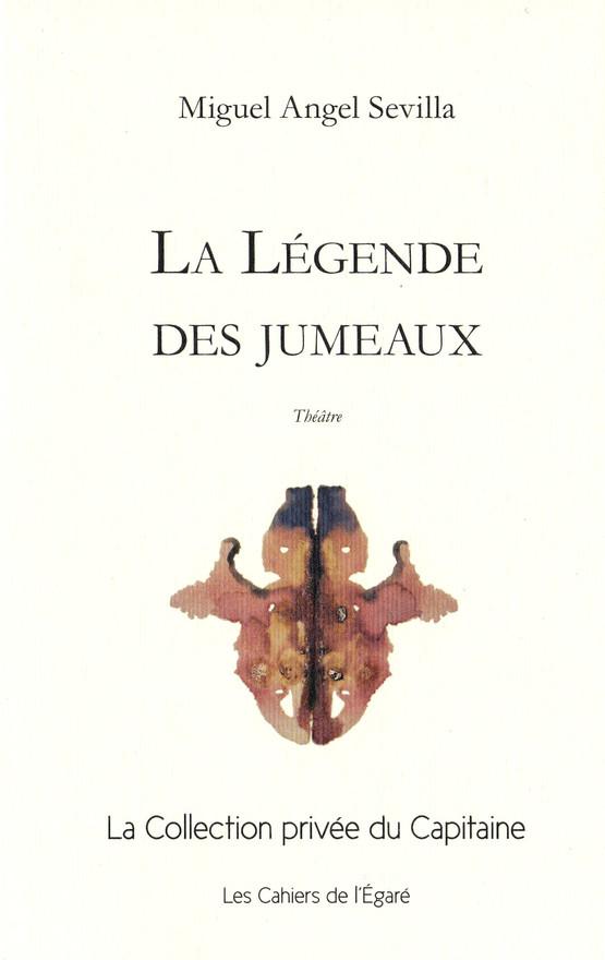 La Collection privée du Capitaine Les cahiers de l'Égaré  2017 - 76 pages
