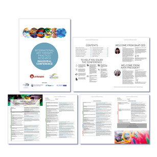 British Association of Art Therapists (BAAT) Conference programme