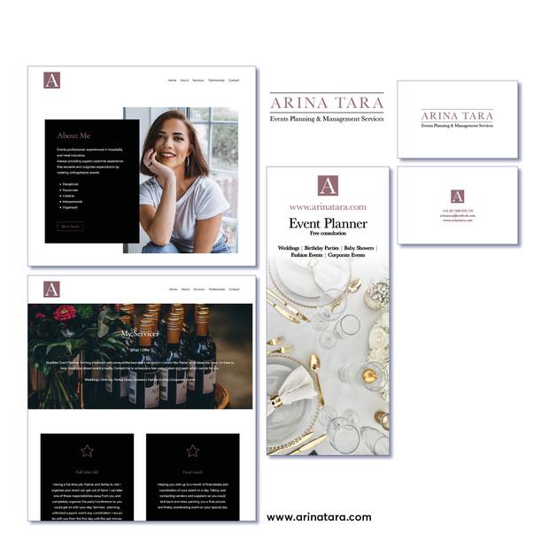Arina Tara Digital Brand