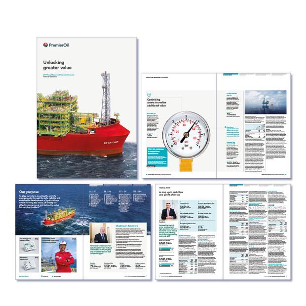 Premier Oil Annual Report 2020