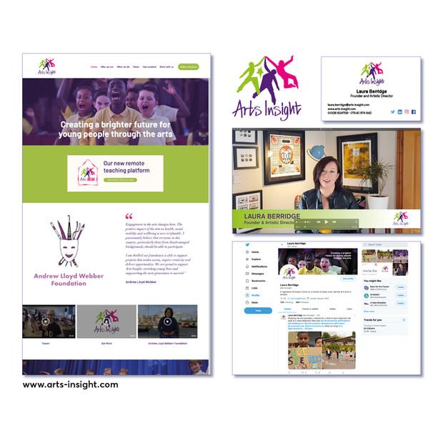 Arts Insight Digital Brand