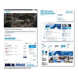 CG Specialist Recruitment Digital Brand