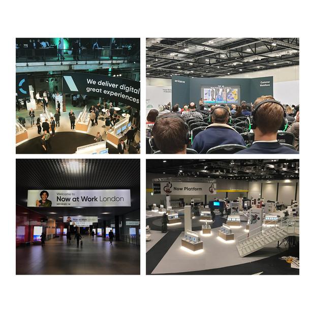 ServiceNow Exhibition