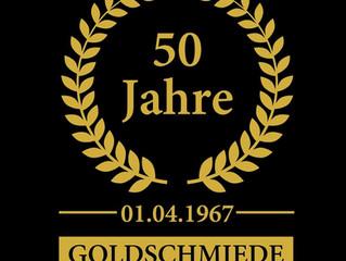 50 Jahre Goldschmiede Hinterzarten