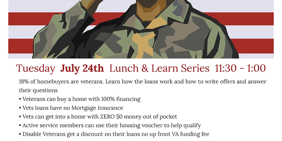 How to Work with Veterans for Realtors & Lenders