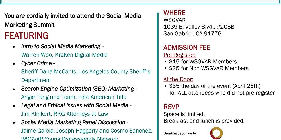 Social Media Marketing Summit