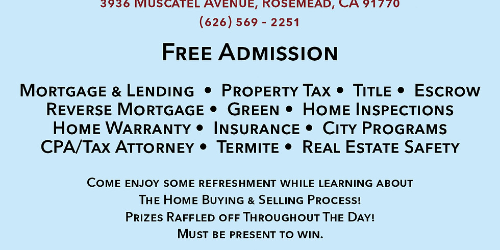 Home Buyer & Seller Fair
