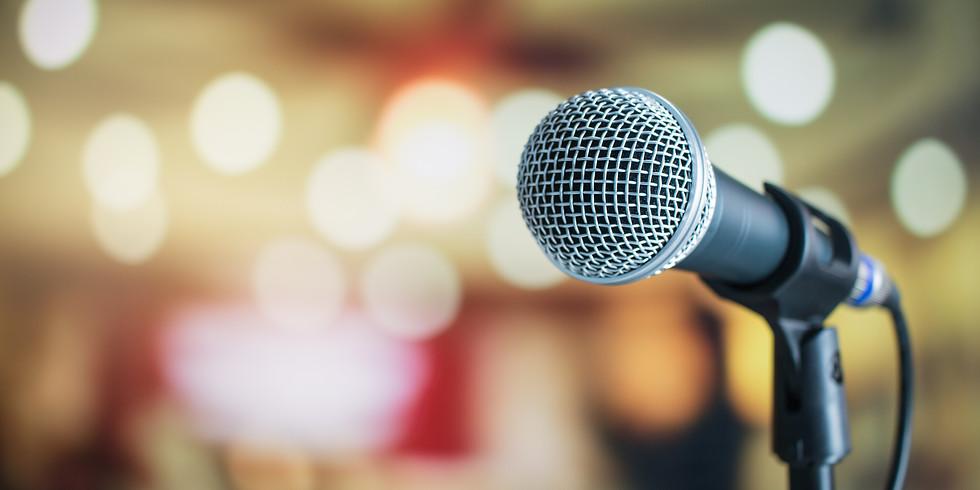 Abendkurs: Auftrittskompetenz im Beruf (1)