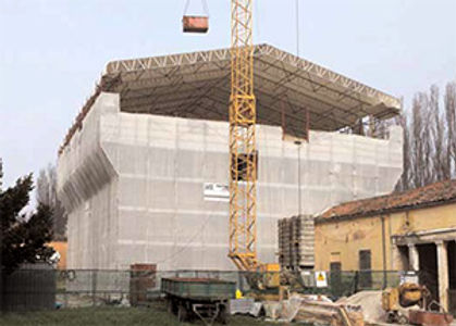 Diamo valore alla tradizione: è in atto il restauro dell'antica Villa Zeno