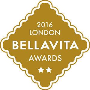 BELLAVITA AWARDS LONDON 2016
