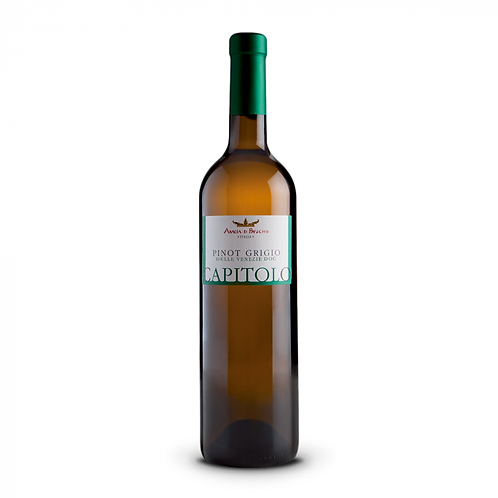 Capitolo - Pinot Grigio DOC delle venezie 75 cl