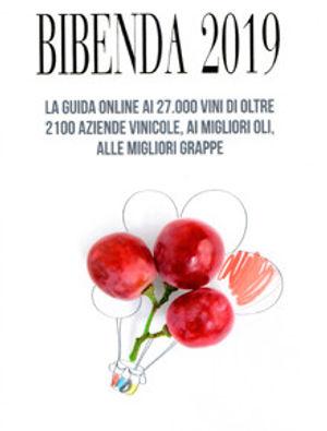 Guida Bibenda 2019, il Prosecco Battistero ottiene 4 grappoli!