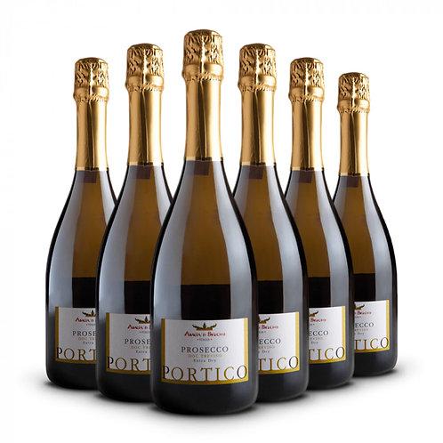 Prosecco Portico extra dry DOC bottiglie 6 x 75 cl