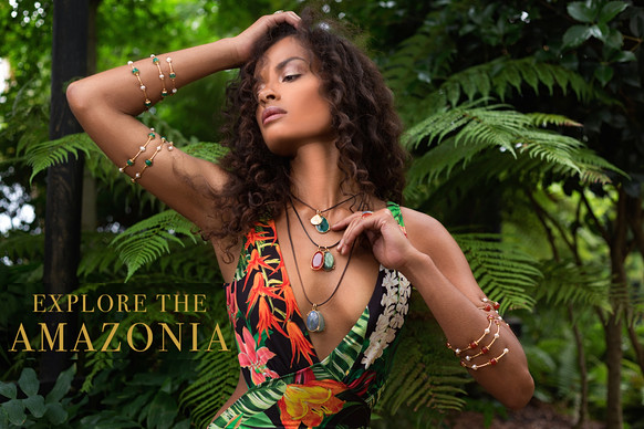 Donatella Balsamo - Amazonia collections