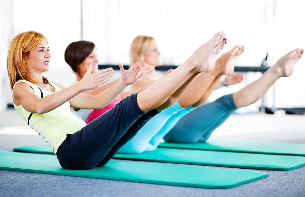 Pilates Energie 2 teaserHD