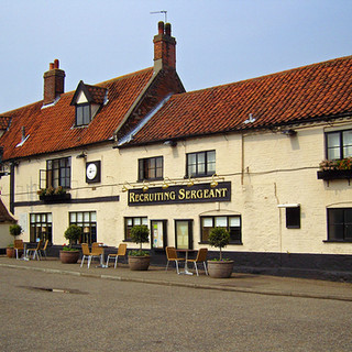 The Recruiting Sergeant pub