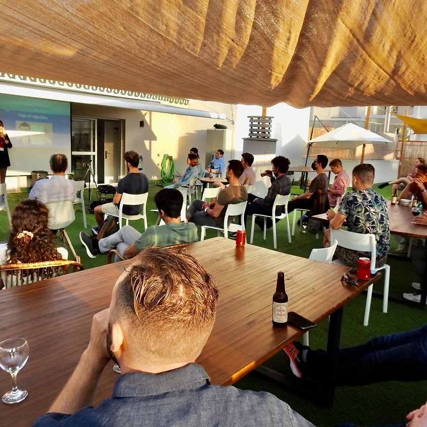 MalagaMinds ROOFTOP Talks