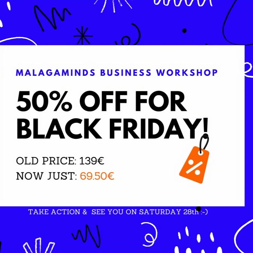 MalagaMinds Business Workshop