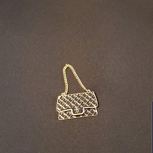 Handbag Brooch