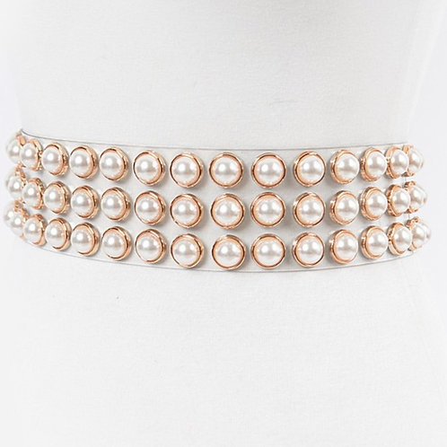 Pearls Belt (PLUS)