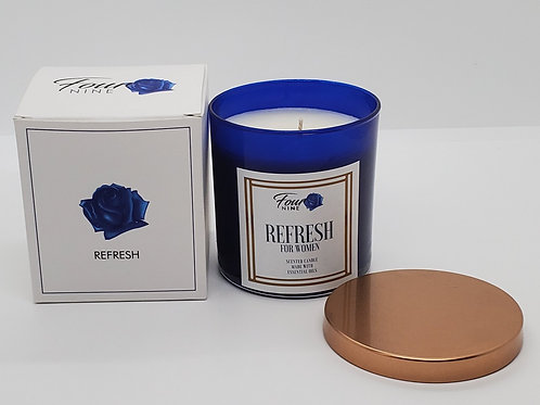 REFRESH for Women Candle