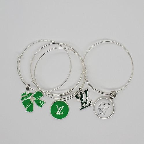 Green Apple Inspired Set
