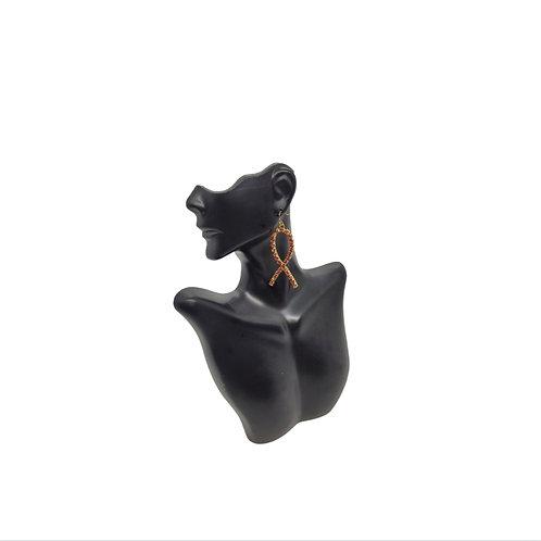 BC Ribbon Earrings