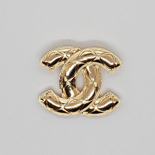 Vintage Gold Inspired Brooch