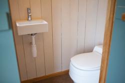 Hut Toilet