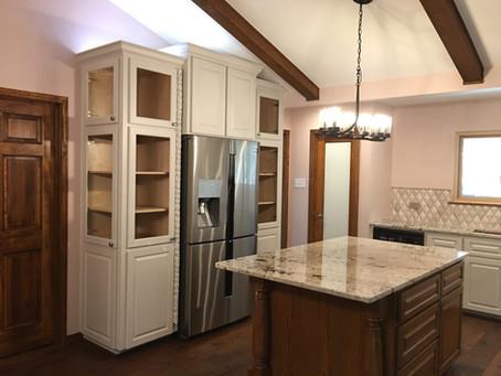 Portfolio: Diamond Stone Kitchen Remodel