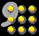 Nove Punti Design Logo