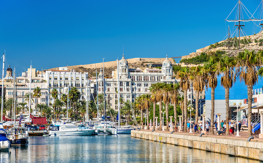 Visita Alicante