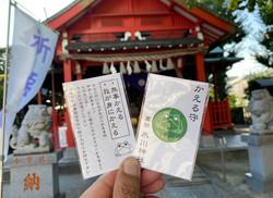 葛飾氷川神社様