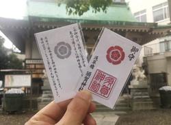 浅草橋 須賀神社様
