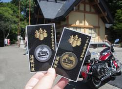 浦幌神社様