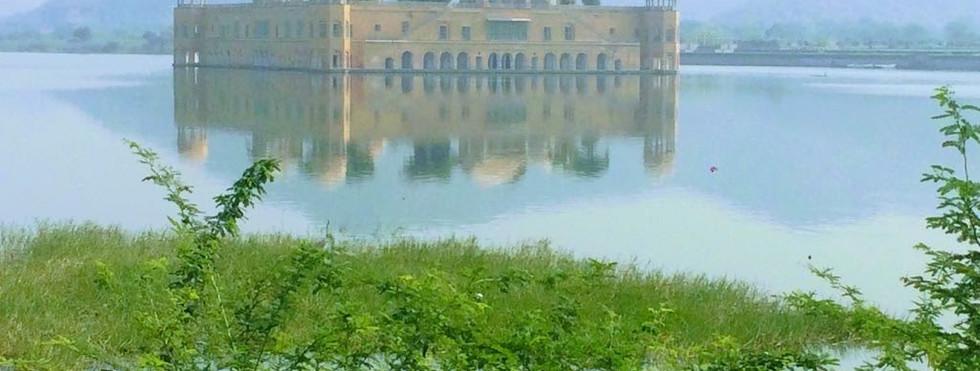 Water Palace Jaipur