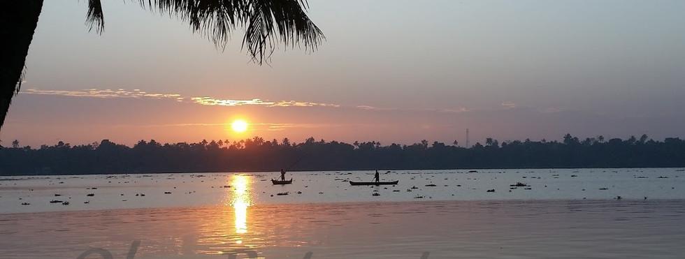 New Year in Kerala trip