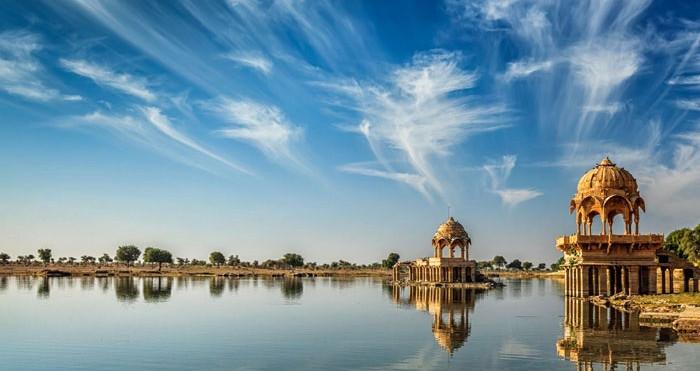 Colors or Rajasthan in November December