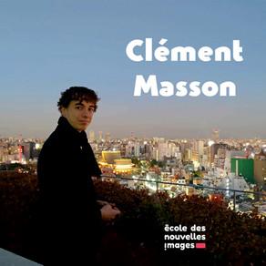 PORTRAIT D'ALUMNI - Clément Masson