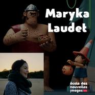 PORTRAIT D'ALUMNI - Maryka Laudet
