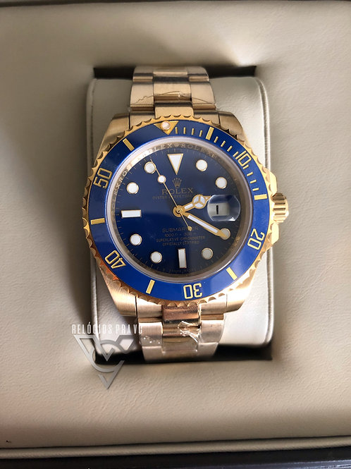 R. SUBMARINER GOLD