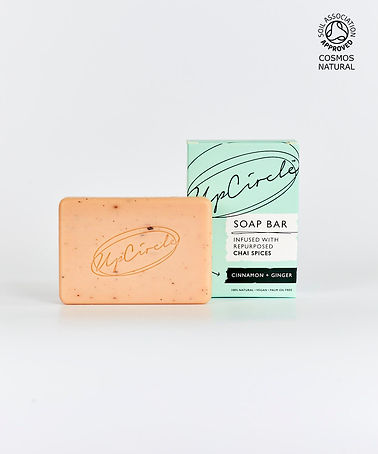 Cinnamon + ginger chai soap.jpg