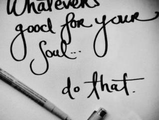 Let Your Soul Speak