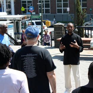 Harlem Annual Celebration of World Tai Chi & Qigong Day