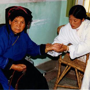 Tibetan Pulse Examination