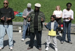 Annual Harlem Celebration of World Tai Chi & Qigong Day