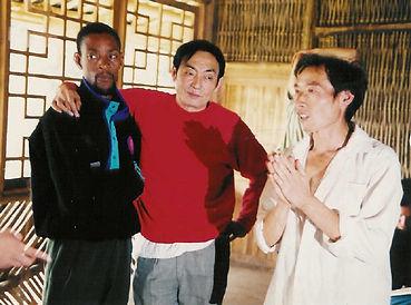 Master Wang Qingyu & Mountain Village Sh
