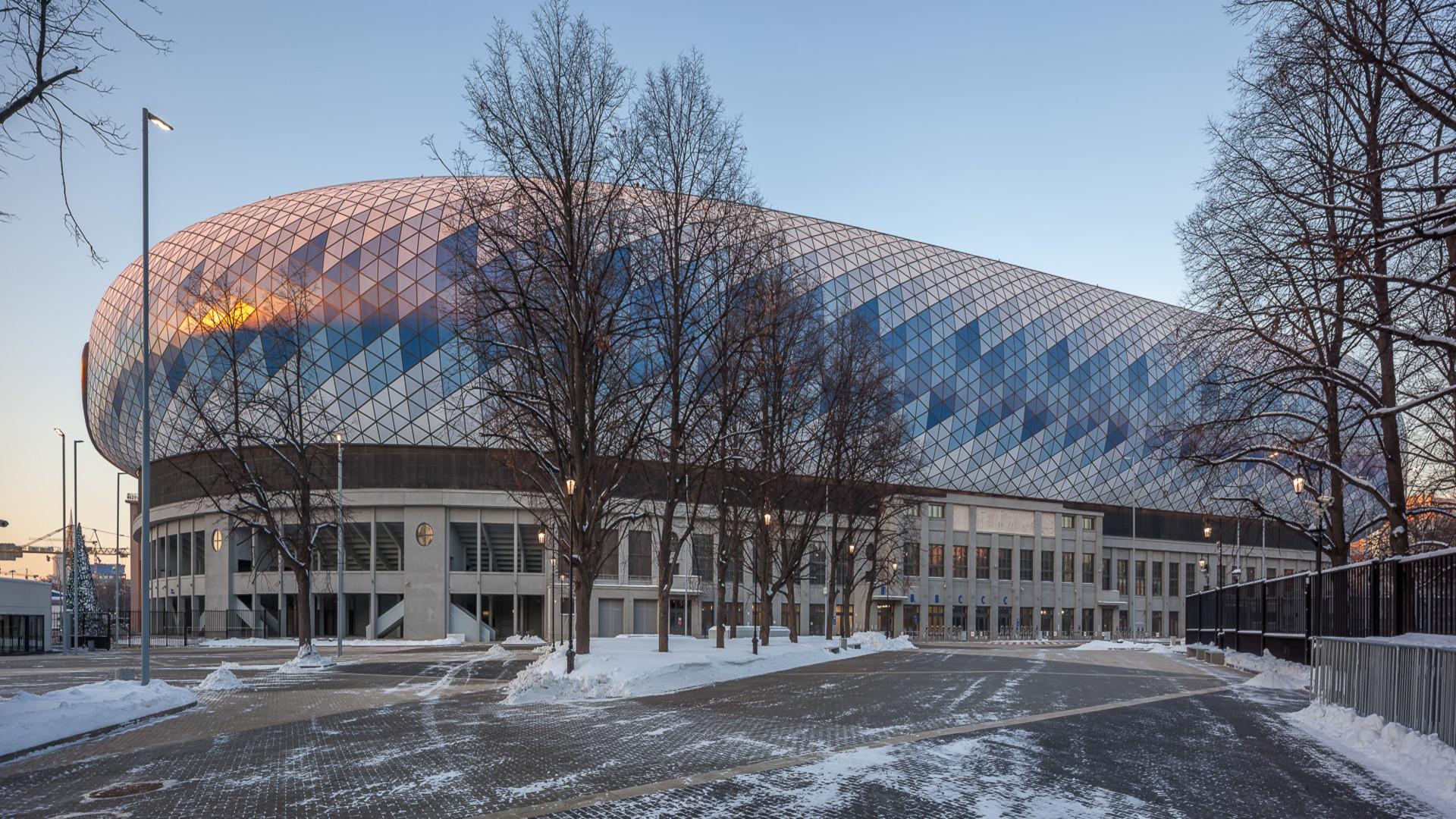 VTB Arena – Dynamo